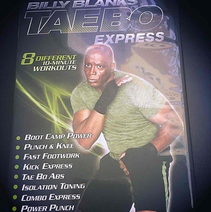 Starz Blanks Billy-tae Bo Express [dvd] uploaded by Dominique N.