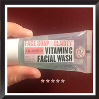 Soap & Glory Face Soap and Clarity 3-in-1 Daily Detox Vitamin C Facial Wash, Refreshing Chamomile & Mint uploaded by Melissa P.