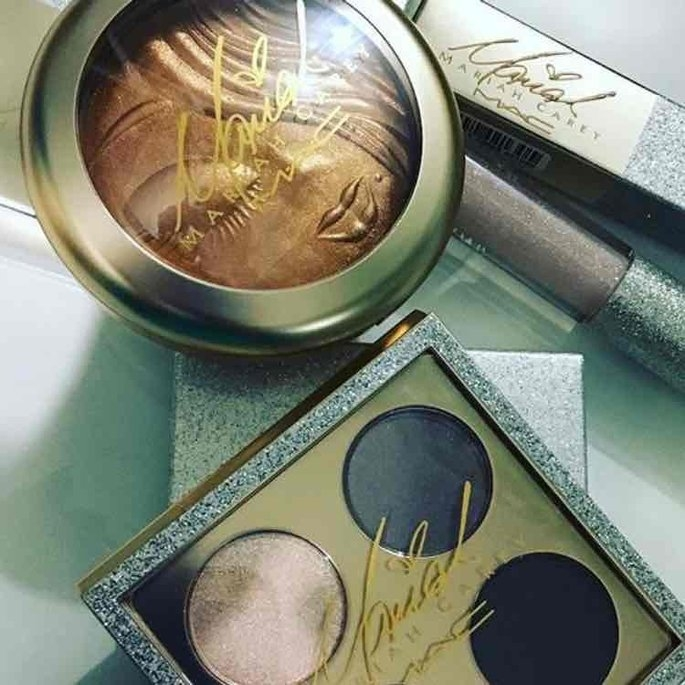 MAC Cosmetics x Mariah Carey Extra Dimension Skinfinish uploaded by Khus P.