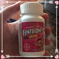 Flintstones With Iron Children's Multivitamin 60 ct uploaded by Diannah S.