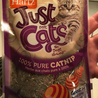 Hartz Catnip, 1 oz. uploaded by Erin P.