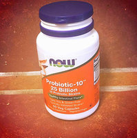 NOW Foods Probiotic-10 25 Billion uploaded by Dominique N.