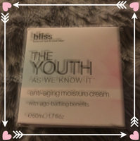 Bliss the youth as we know it anti-aging night cream uploaded by Sara B.