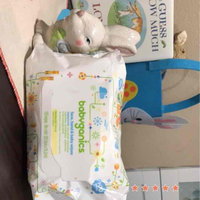 Babyganics Face, Hand & Baby Wipes Fragrance Free - 100 CT uploaded by Angie H.
