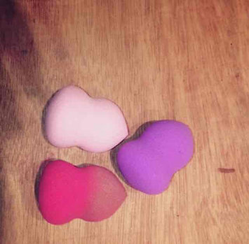 Photo of CAETLE® Beauty Flawless Wedding Makeup Blender Comestic Sponge Puff uploaded by Michelle C.