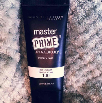 Maybelline Master Prime by Face Studio Blur + Smooth uploaded by Paige M.