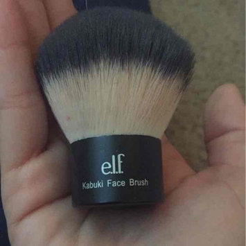 Photo of e.l.f. Studio Kabuki Face Brush uploaded by Valentina Q.