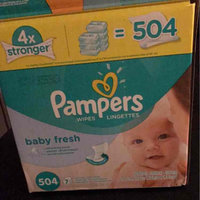 Pampers Baby Fresh Wipes uploaded by Claudette M.
