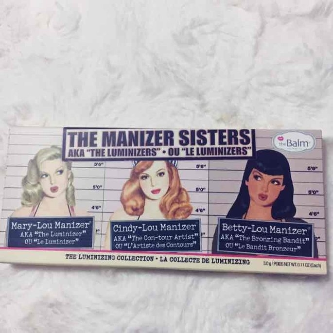 the Balm - the Manizer Sisters Luminizers Palette uploaded by Yasmin A.