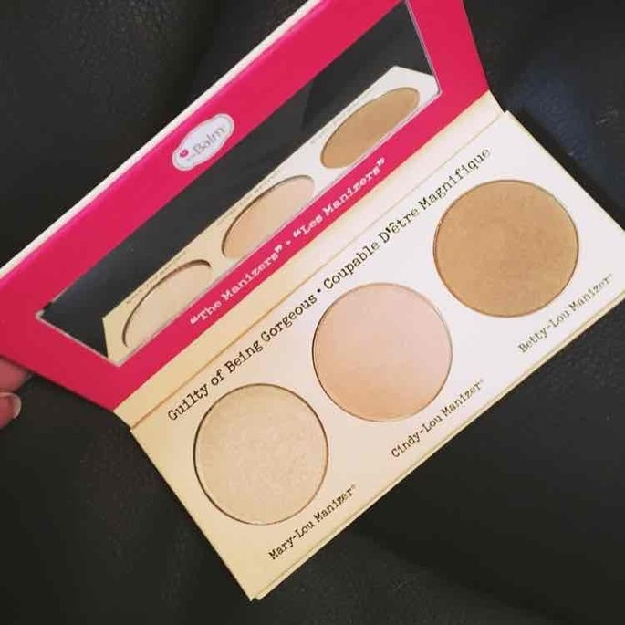 the Balm - the Manizer Sisters Luminizers Palette uploaded by Tiffany H.