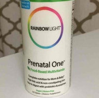 Rainbow Light Just Once Prenatal One Advanced Multivitamin - 50 uploaded by Bahar A.