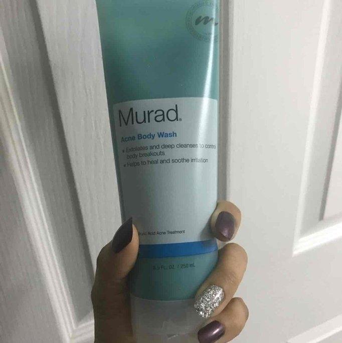 Murad Acne Body Wash uploaded by Sandra M.