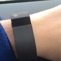 Fitbit Charge HR - Black, Large by Fitbit uploaded by Gina G.