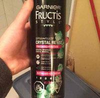 Garnier Fructis Style Crystal Resist Hairspray uploaded by Justine M.
