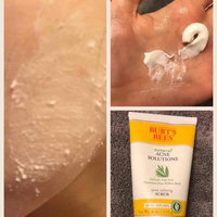 Burt's Bees Natural Acne Solutions Pore Refining Scrub uploaded by Molly P.