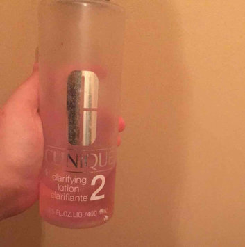 Clinique Clarifying Lotion 2 uploaded by Vondah B.