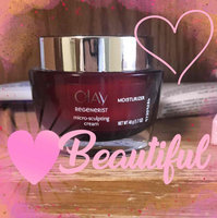 Olay Regenerist Micro-Sculpting Cream uploaded by Demetrica J.