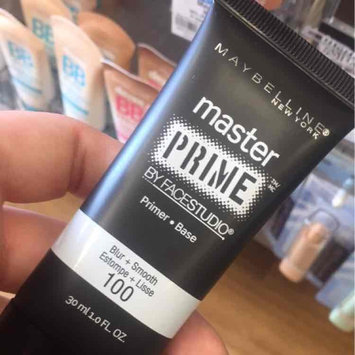 Maybelline Master Prime by Face Studio Blur + Smooth uploaded by Natasha L.