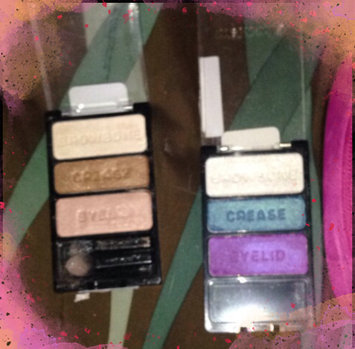 Wet n Wild Color Icon Trio uploaded by Alysha L.