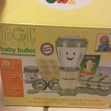 Baby Bullet by Magic Bullet Complete Baby Food Prep System uploaded by Angel F.