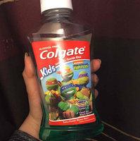 Colgate Kids Mouthwash, Turtle Power Bubble Fruit, 16.9 fl oz uploaded by Lea Z.