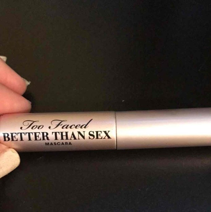 Too Faced Better Than Sex Mascara uploaded by Pamela H.