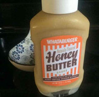 Whataburger Signature Sauce 14oz-16oz Squeeze Bottle (Pack of 4) Select Flavor Below (Sampler Pack with 1 each of: Honey Mustard * Peppercorn Ranch * Jalapeno Ranch & Creamy Pepper) uploaded by erica q.