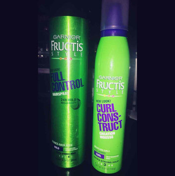 Photo of Garnier Fructis Style Full Control Anti-Humidity Aerosol Hairspray uploaded by Vanessa S.