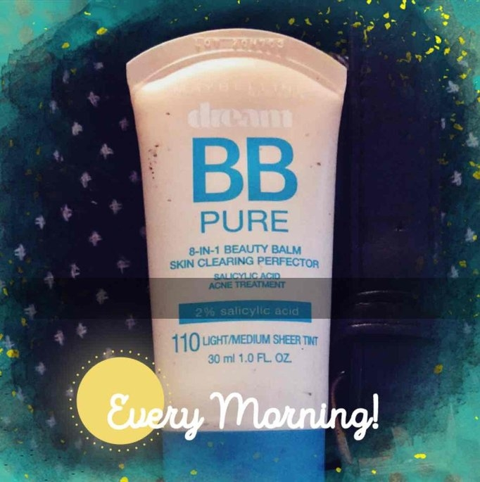 Maybelline Dream Pure BB Cream Skin Clearing Perfector uploaded by Cynthia N.