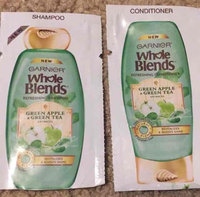 Garnier® Whole Blends™ Green Apple & Green Tea Extracts Refreshing 2-in-1 Shampoo & Conditioner 12.5 fl. oz. Bottle uploaded by Stacy S.