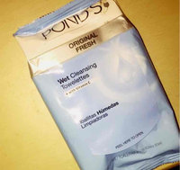 Pond's® Original Fresh Wet Cleansing Towelettes with Vitamin E uploaded by selina m.