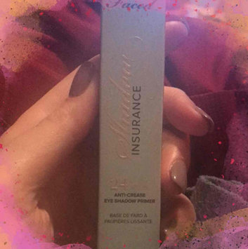 Too Faced Shadow Insurance uploaded by Mallory K.