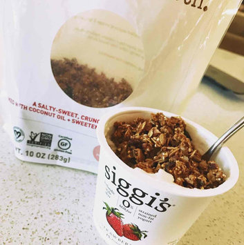 Photo of Siggi's Yogurt Strained Non-Fat Strawberry uploaded by Brittany E.