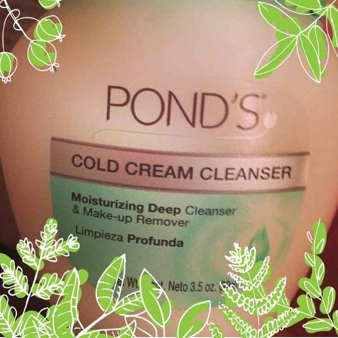 Pond's Cold Cream Cleanser uploaded by Kate J.