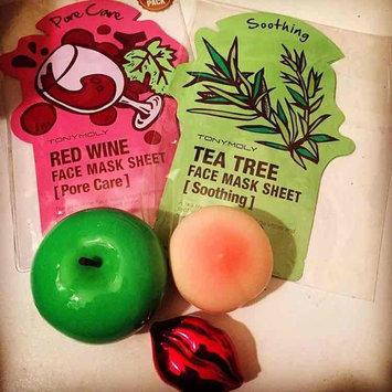 Photo of [TONYMOLY] Mini Lip Balm 7g (Green Apple) uploaded by Kate J.