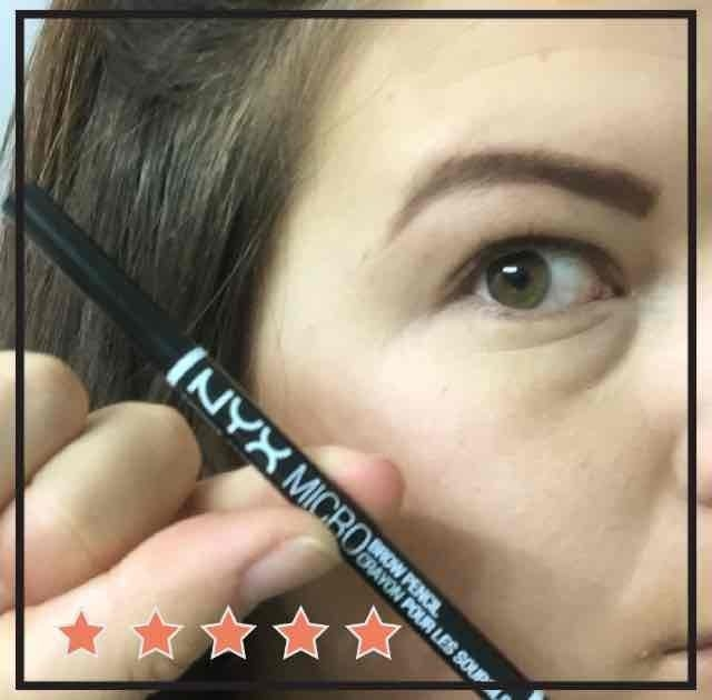 NYX Cosmetics Micro Brow Pencil uploaded by Cara L.