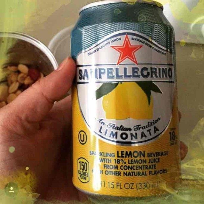 San Pellegrino Sparkling Beverage, Limonata (Lemon), 11.15-Ounce Cans (Pack of 12) uploaded by Kate J.