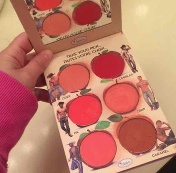 Thebalm the Balm How Bout Them Apples Cheek & Lip Cream Palette uploaded by erica q.