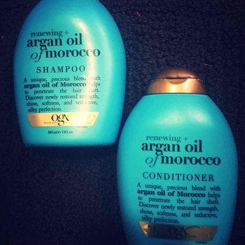 OGX® Argan Oil Of Morocco Shampoo uploaded by Morgan C.