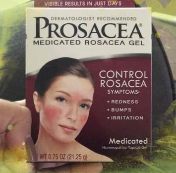 Photo of Prosacea Rosacea Treatment Gel, 0.75 Ounce Pack of 2 uploaded by Brianda E.