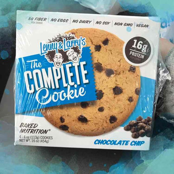 Lenny & Larry's The Complete Cookie, Chocolate Chip, 4 oz, 12 ct uploaded by Rissy C.