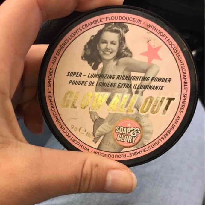 Soap & Glory Glow All Out uploaded by Ashlee R.