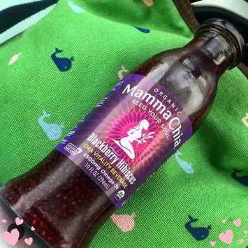 Photo of Mamma Chia Vitality Beverage Blackberry Hibiscus uploaded by Kate J.