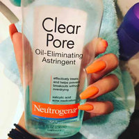 Neutrogena Clear Pore Oil-Controlling Astringent uploaded by Wendy T.