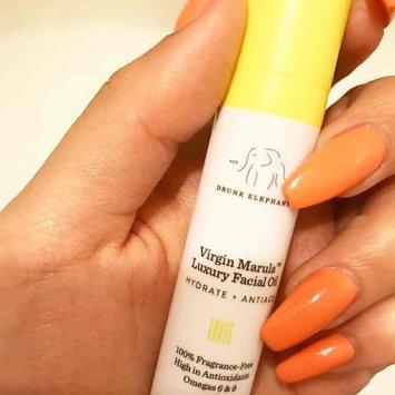 Drunk Elephant Virgin Marula Luxury Facial Oil uploaded by Wendy T.