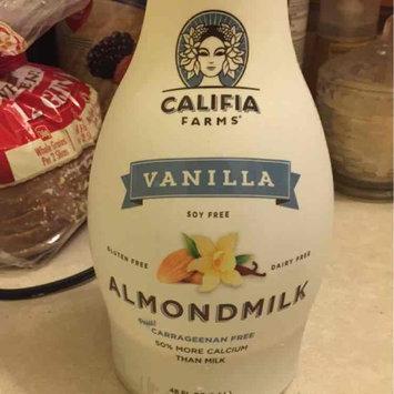 Photo of Califia Farms Vanilla Pure Almondmilk uploaded by Lindzie B.