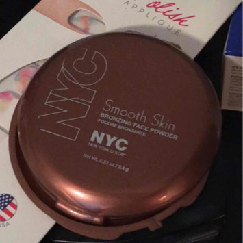 NYC Smooth Skin Bronzing Face Powder uploaded by Melissa W.