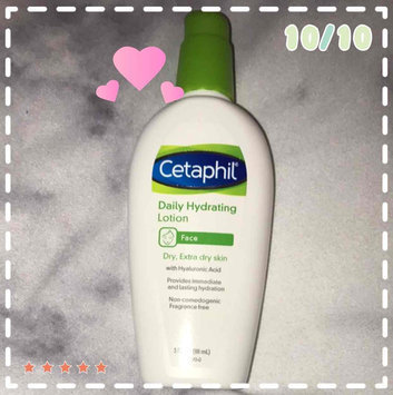 Cetaphil® Face Daily Hydrating Lotion Pump uploaded by Emily L.