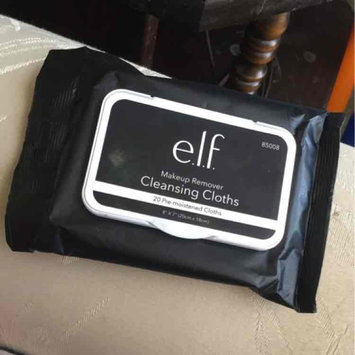 e.l.f. Studio Makeup Remover Cleansing Cloths uploaded by Kimberly P.