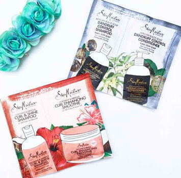 Photo of SheaMoisture Organic Hair and Body Care Set uploaded by Brenda C.